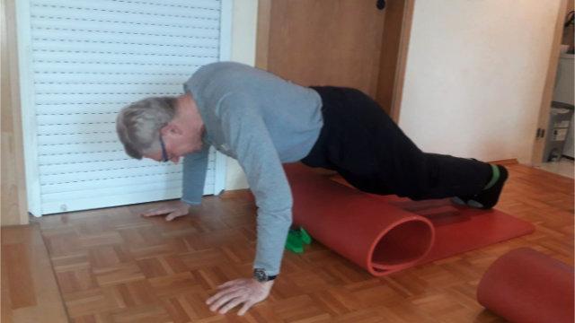 Rehasport Übungen