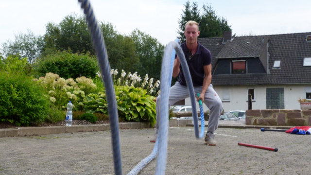 Athletiktraining Seil