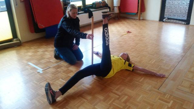 Physiotherapie Rehasport Betreuung
